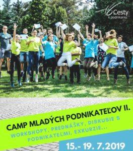 Camp mladych podnikateľov